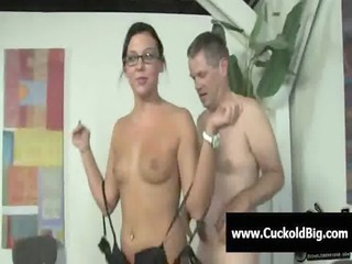 cuckold sessions - interracial trio fuck 311