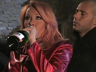drunk redhead italian mother i havin