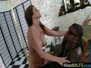 sexy breasty milf fucking big black dong movie-15