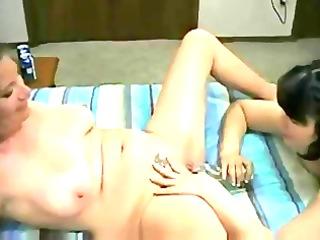 corpulent lesbian babes ding-dong fuck.
