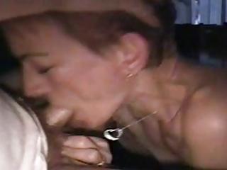 dilettante older wife deepthroat