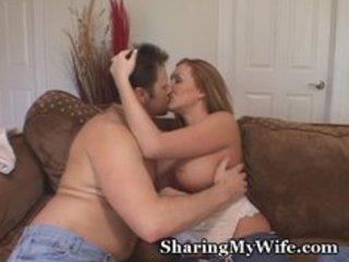 pathetic hubby shares hawt wife