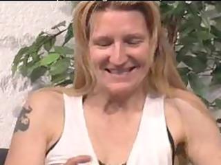 granny slender golden-haired bonks mature aged
