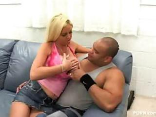 breasty mother i carson - interracial bang
