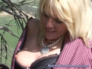 mother i anal sex in the mountain