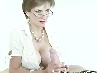 tugjob from the dominant-bitch for her servant