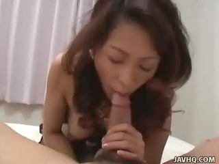 sexy and horny brunette hair mother i marie gives