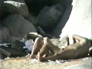 dilettante clip - nudist beach