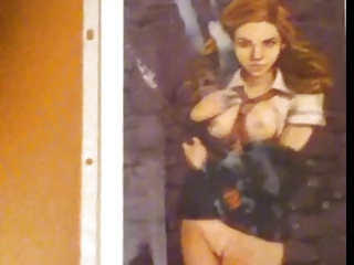hermione granger (emma watson manga pic) acquires
