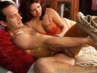 mature mexican slut enjoying a large stick