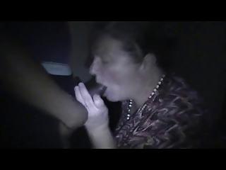 Mature L Blowjob #1 (BBW)