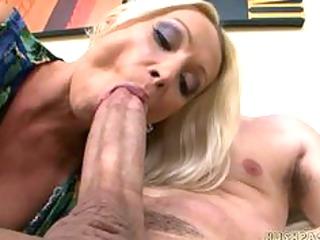 hot euro mamma wamts some large american knob