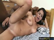 wicked mother i acquire drilled hard by darksome