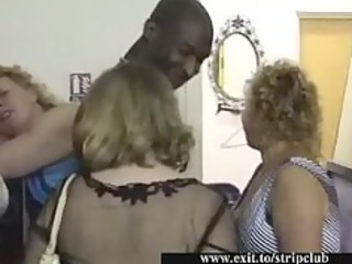 drunk housewives engulfing boyz in public