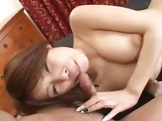glamorous busty japanese milfs cunt creampied
