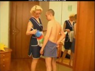 russian granny women-sex with young guys-1110