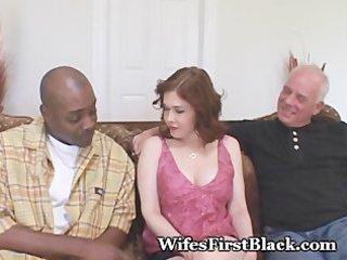 Hot wife cuckold video