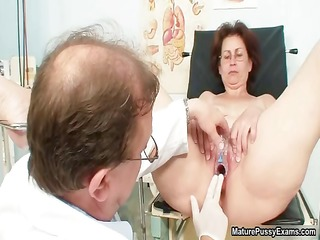 horny doctor does a close up peek part2