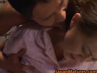 hot mom mina toujou is drilled hard part1