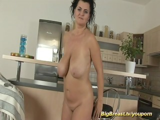 mother i with large naturals