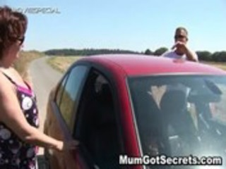 lustful mother i receives her hairy muf screwed