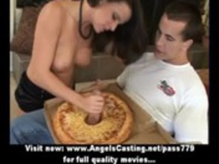 lonely brunette hair mother i does oral-sex and