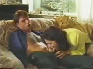 Vintage hardcore porn with classic scenes of wife