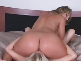 excited milf enjoy getting her wazoo licked