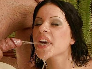 grandpapa fucking and pissing on young angel