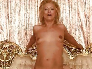granny has nasty sex with her young paramour
