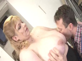 blond large beautiful woman-mother id like to