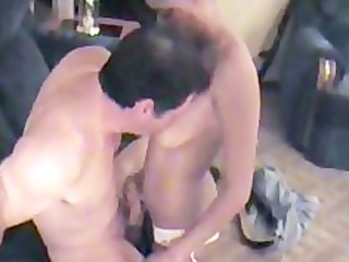 dark wife acquires fucked by white friend
