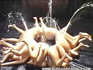 squirt fountain? a magic moment