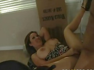 breasty milf ms west getting drilled
