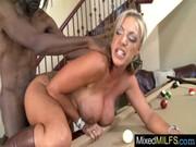 hawt lewd mother i ride big black shlong clip-109