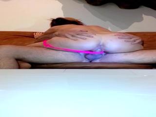sexy wife bonks ally