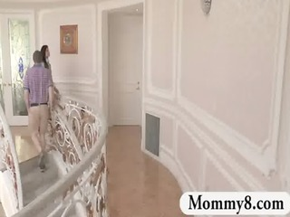 stepmom d like to fuck jerks off guy in the