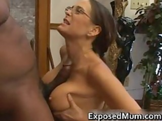 sexy d like to fuck in glasses deepthroating
