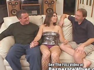 dana fulfills her bitch wife mfm way dream wdirty