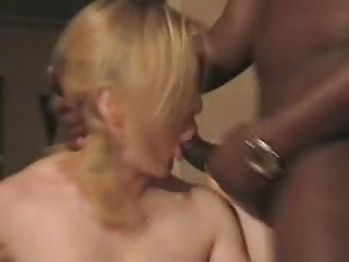 aged white wife drilled by 5 bbcs. cuckold spouse