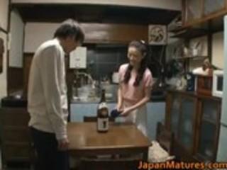matsuda kumiko mature real oriental cutie