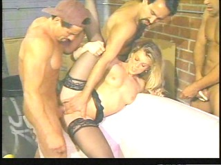 gangbang with the nieghbors wife