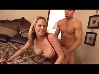 mama squirting on sons ally
