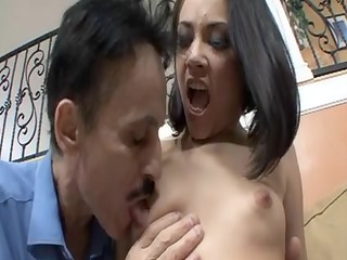 older man can to fuck this hot youthful honey