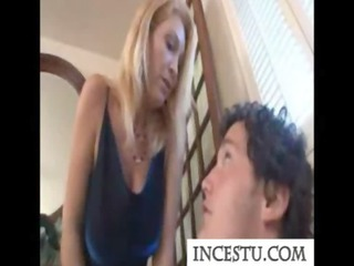 son coercive to take up with the tongue mamma at