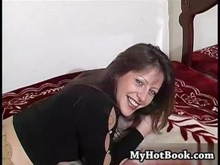 liza harper choking down huge cock but not as