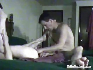 fuck and a big facial for this wife