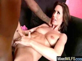 black hard cock inside lustful juicy mother i
