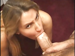 needy cougar receives face screwed by thick cock