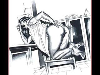burglary turns into sex servitude for hawt mother